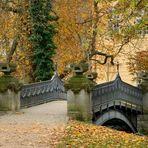 Leise kam der Herbst und still nahm er diesen Weg...