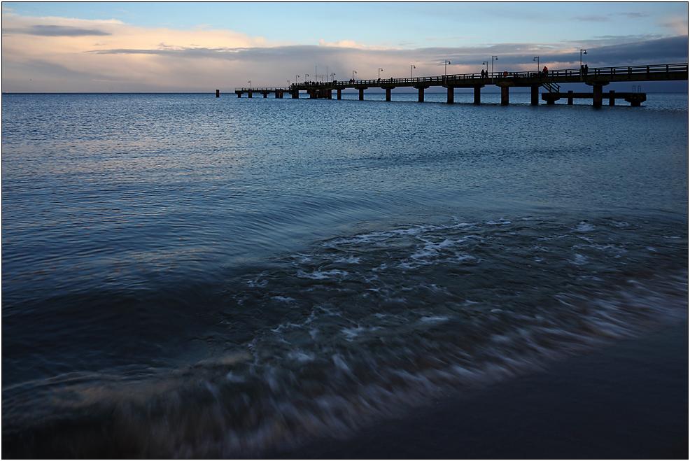 Leise rauscht das Meer...