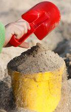 Leise rieselt der Sand