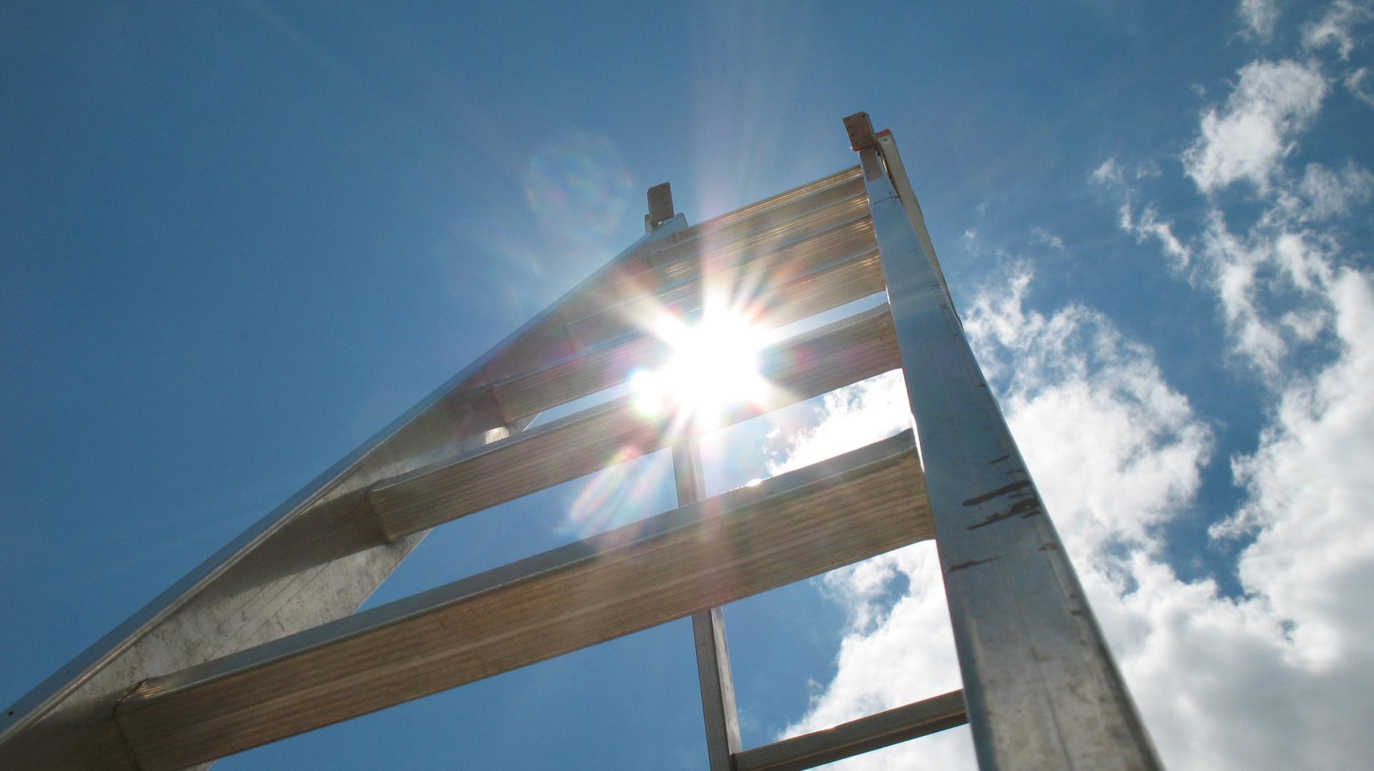 Leiter zur Sonne 1v2