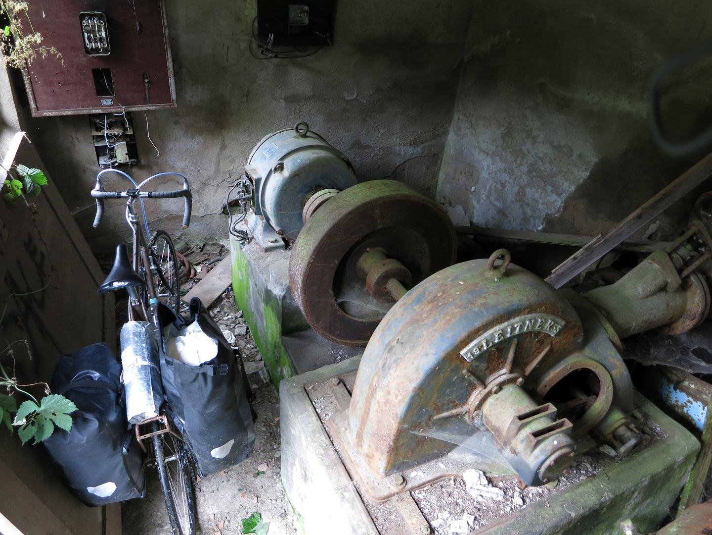 Leitner Pumpe 1955 Südtirol Pustertal