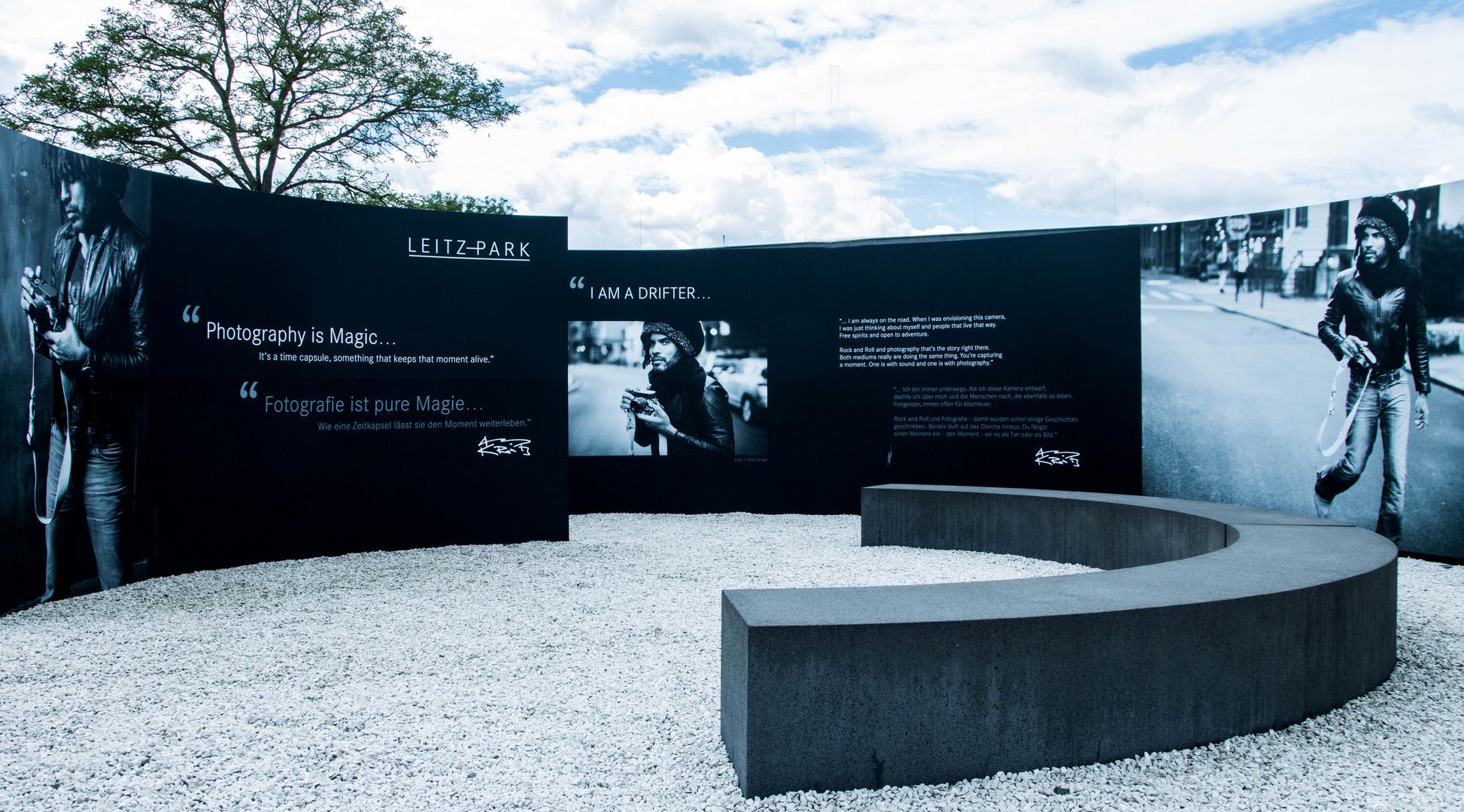 Leitz Park Wetzlar Lenny Kravitz