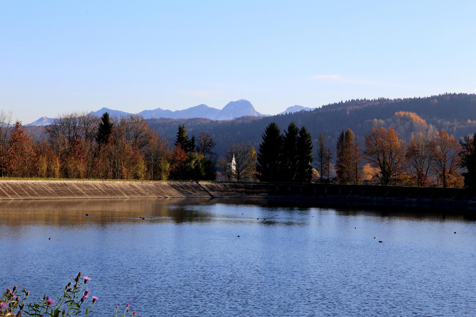 Leitzach-Pumpspeicherkraftwerk