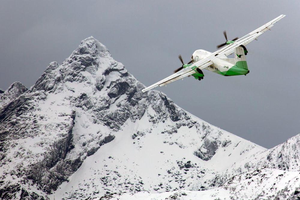 Leknes Lufthavn Lofoten