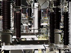 L'électricité tridimensionnel