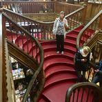 Lello - die rote Treppe ;-)