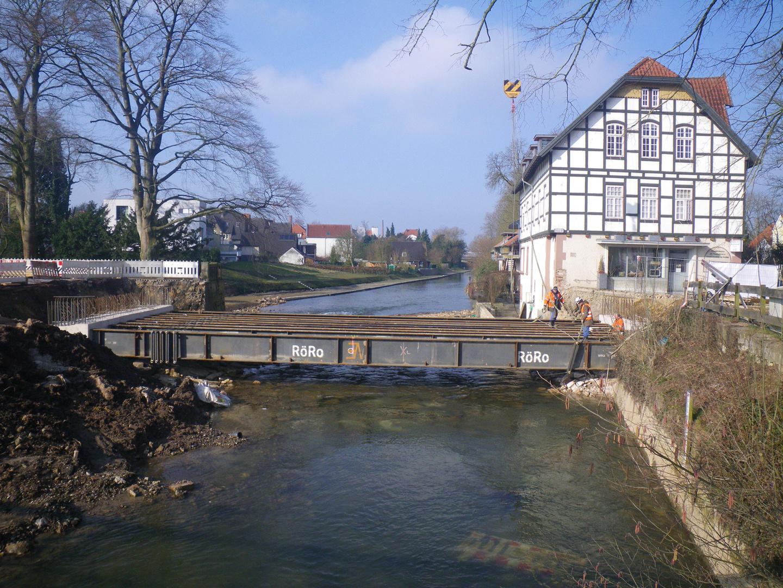 Lemgo bekommt eine neue Fahrbahnbrücke 2