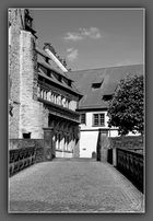 Lemgo - Schloß Brake (sw) 2