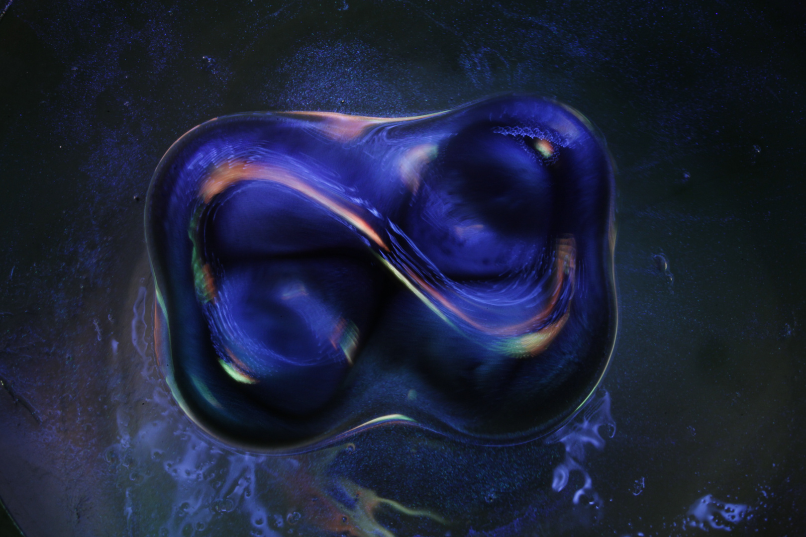 Lemniscate Blue
