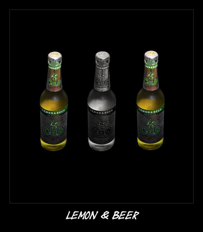 Lemon & Beer