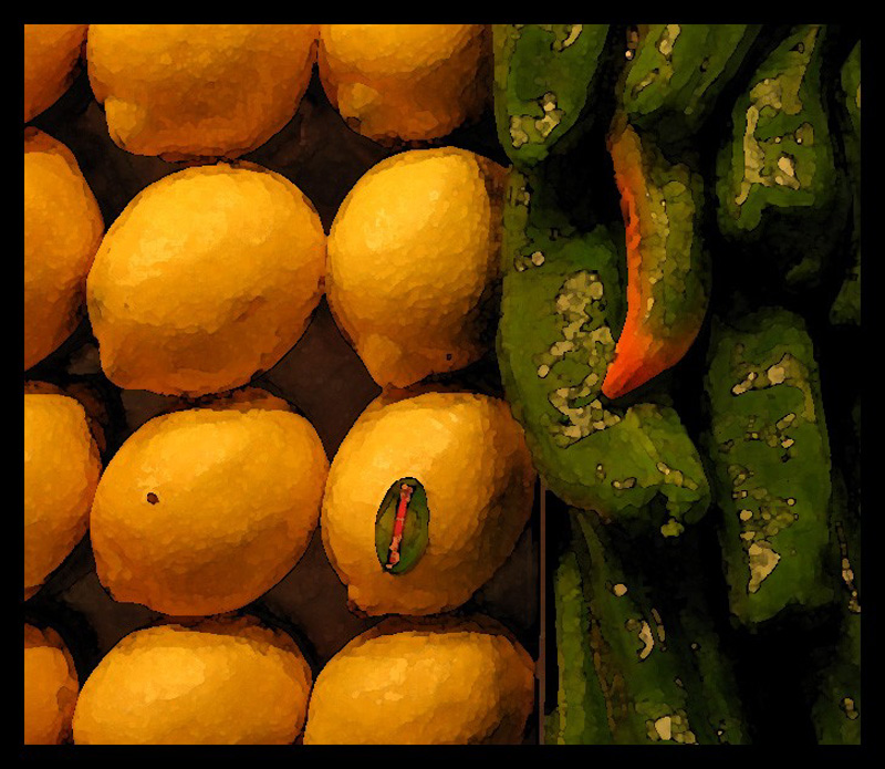 Lemon & Pepper