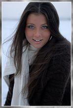 Lemonia - Fotoquickie im Schnee