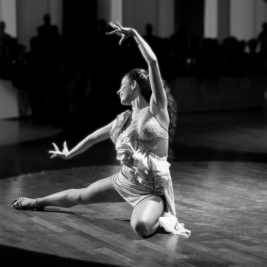 Lena Gathmann - Salsa Kuba bei der WTG 2013