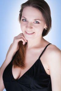 Lena Ukrainische Fotomodell