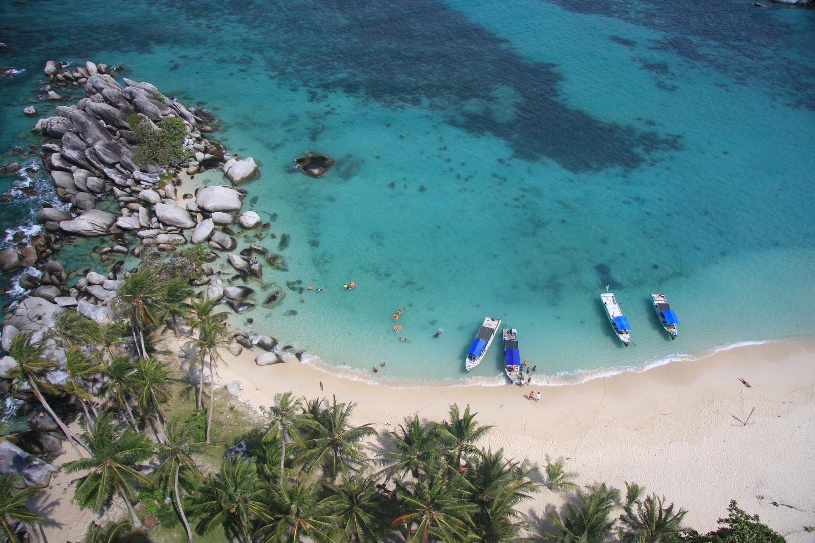 Lengkuas Island-Belitung