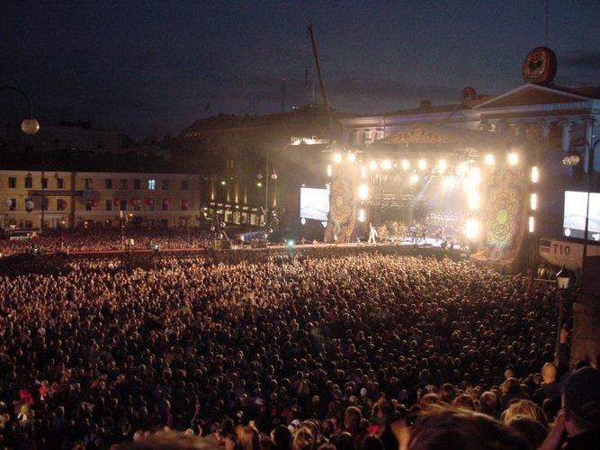 Leningrad Cowboys 2003 in Helsinki