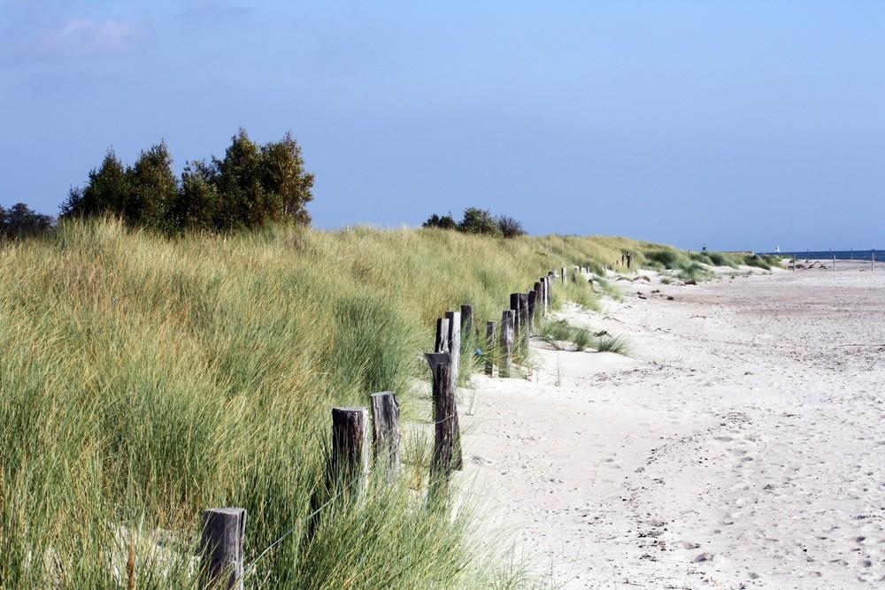 Lensterstrand Ostsee