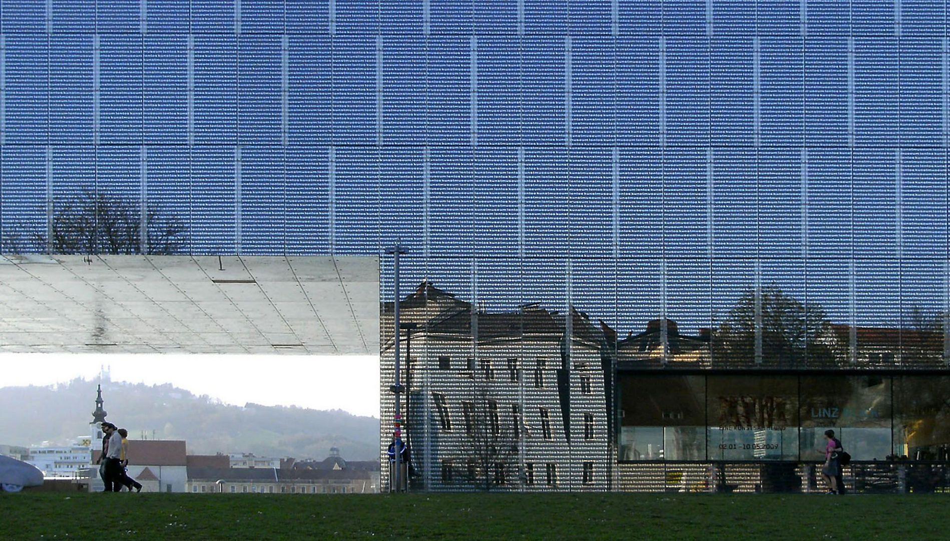 Lentos Kunstmuseum, Linz
