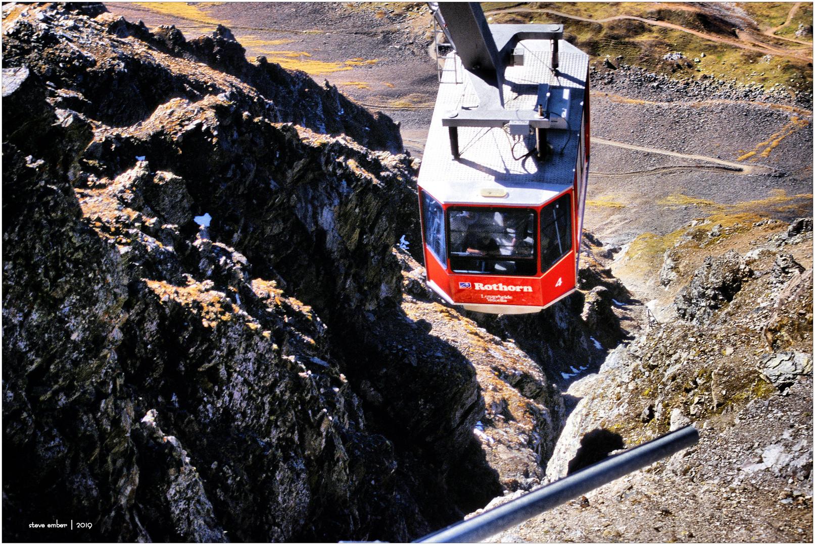 Lenzerheide Rothornbahn Aerial Cableway