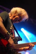 """Leo Lyons of the Rock Band """"Ten Years After"""""""