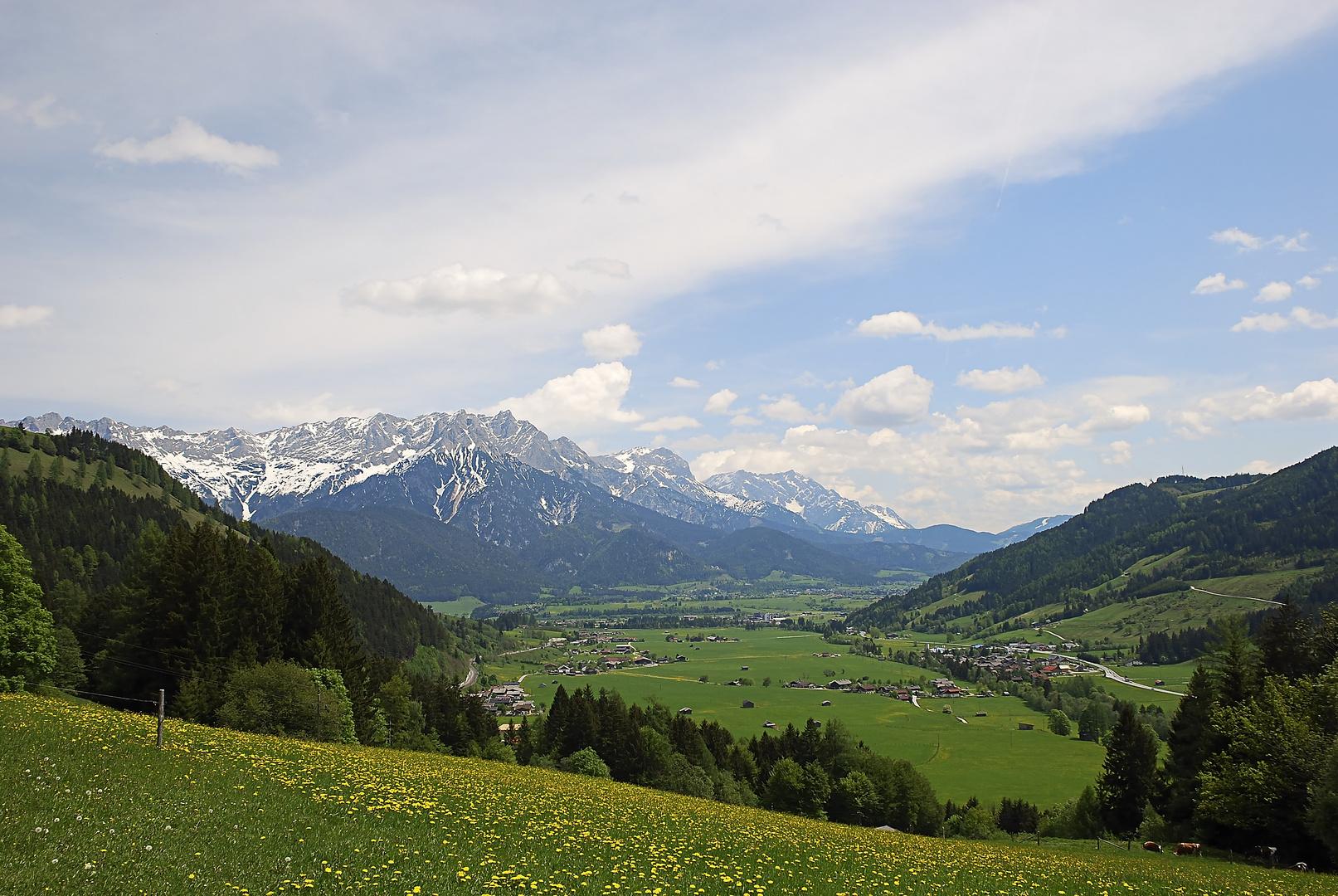 Leoganger Bergfrühling