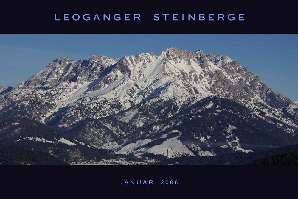 Leoganger Steinberge