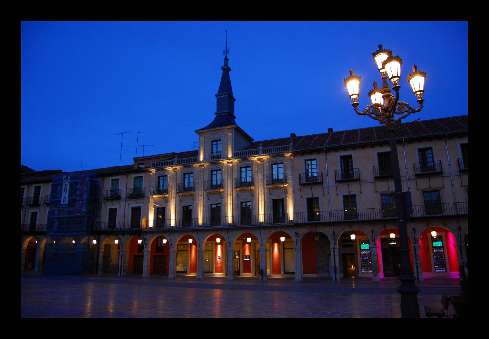 León: Hotel NH Plaza Mayor
