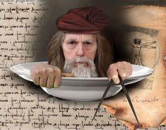 Leonardo - Blick über den Tellerrand
