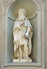 """ Leonardo da Vinci "" ( 1452 - 1519 )"