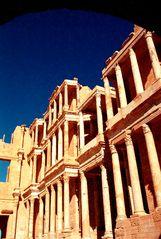 Leptis Magna - das Forum