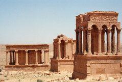 Leptis Magna - severische Triumphbogen