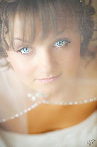 Lera Wedding portrait