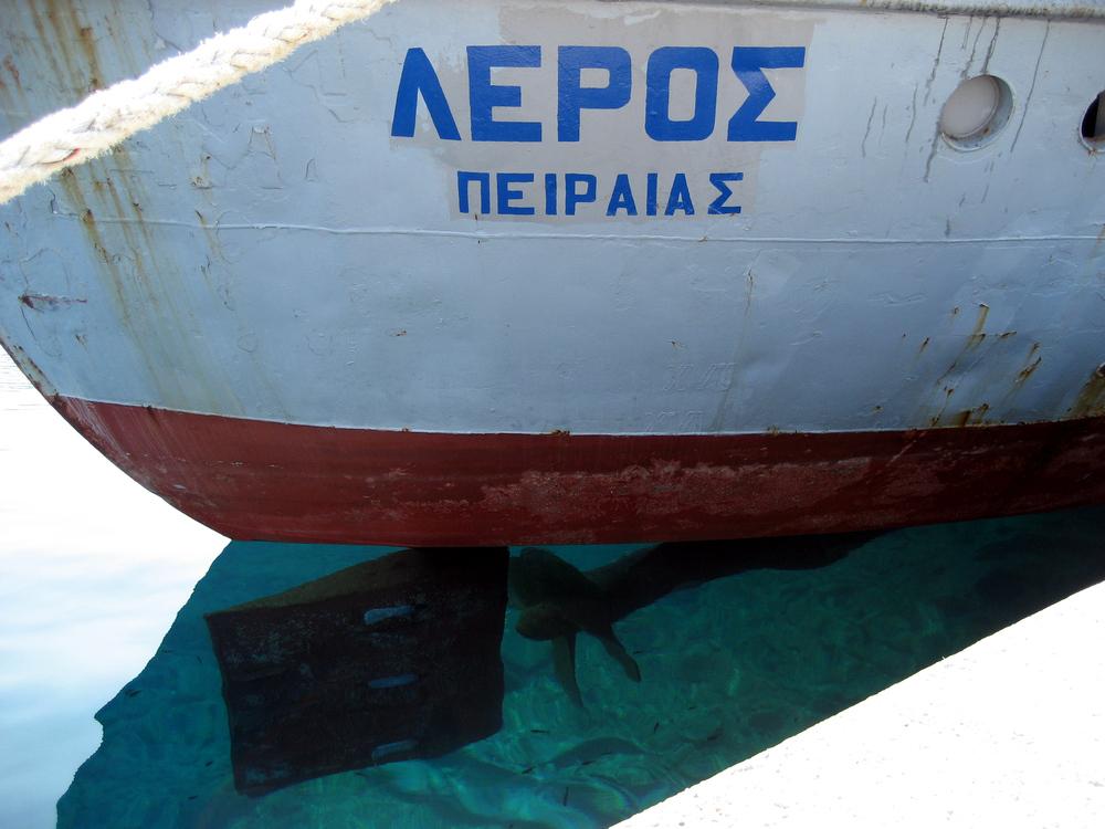 Leros - nicht die Insel