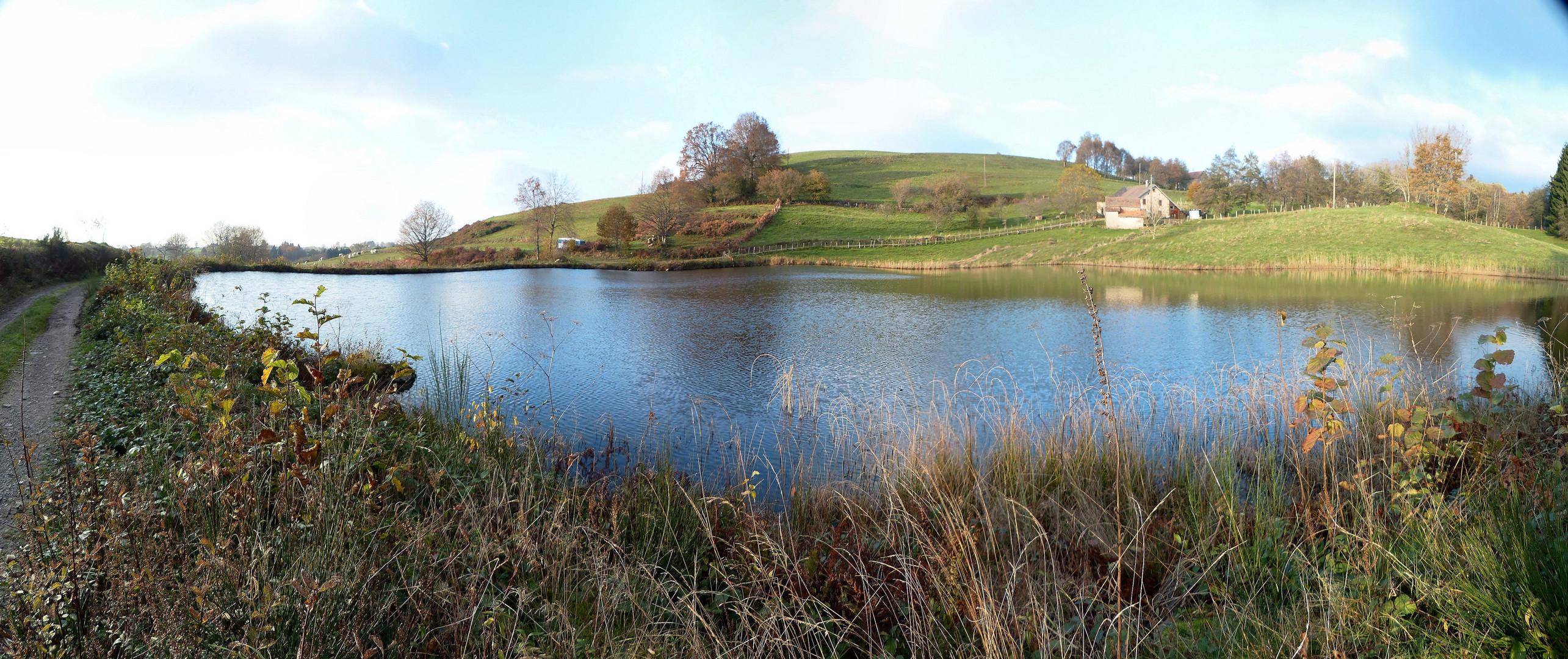 les 1.000 étangs en novembre ²