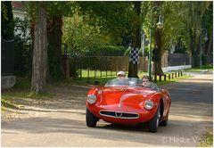 Les 24 Tours Du Pont - Alfa Romeo Sport Spider 2000