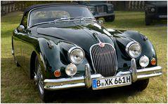 Les 24 Tours Du Pont - Jaguar XK