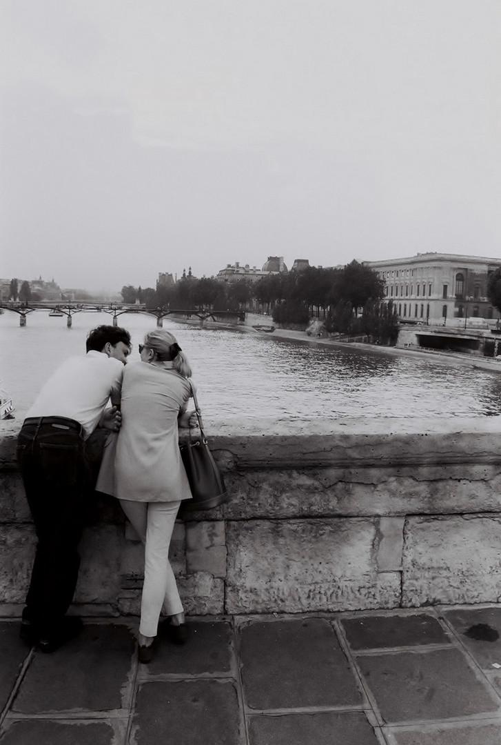 Les amantes du pont neuf.