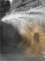 Les amoureux de la brume...