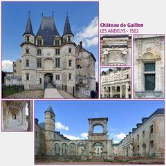 Les Andelys · Château de Gaillon