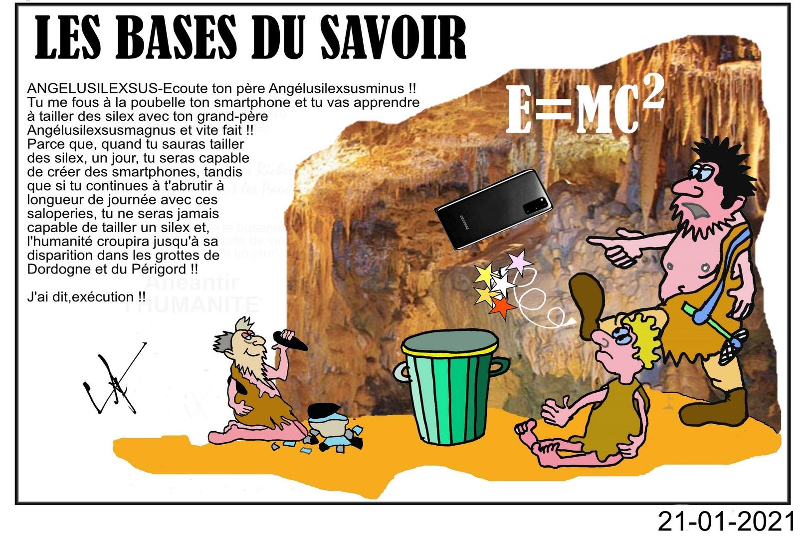 LES BASES DU SAVOIR- ENCADRE DATE