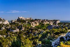 Les Baux, Provence, Frankreich