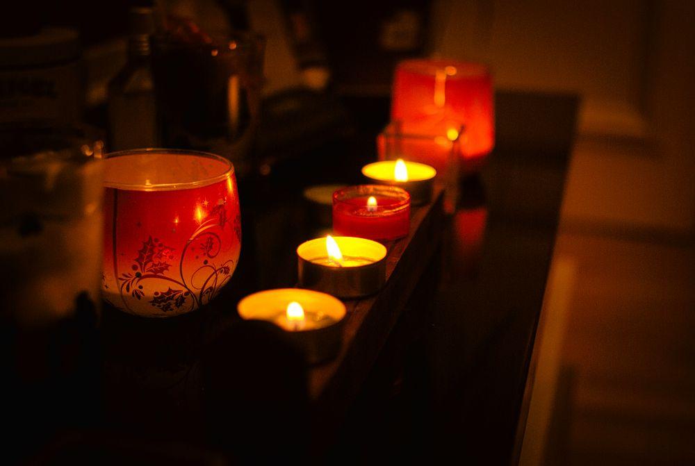 Les bougies