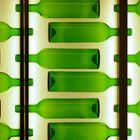 Les bouteilles vertes
