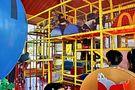FR: Les cages à enfants by dominati simone