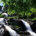 Les cascades d'Ars