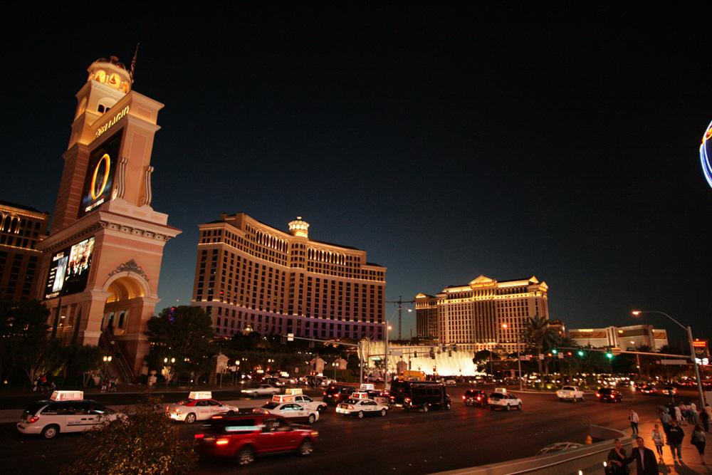 Les casinos de nuit