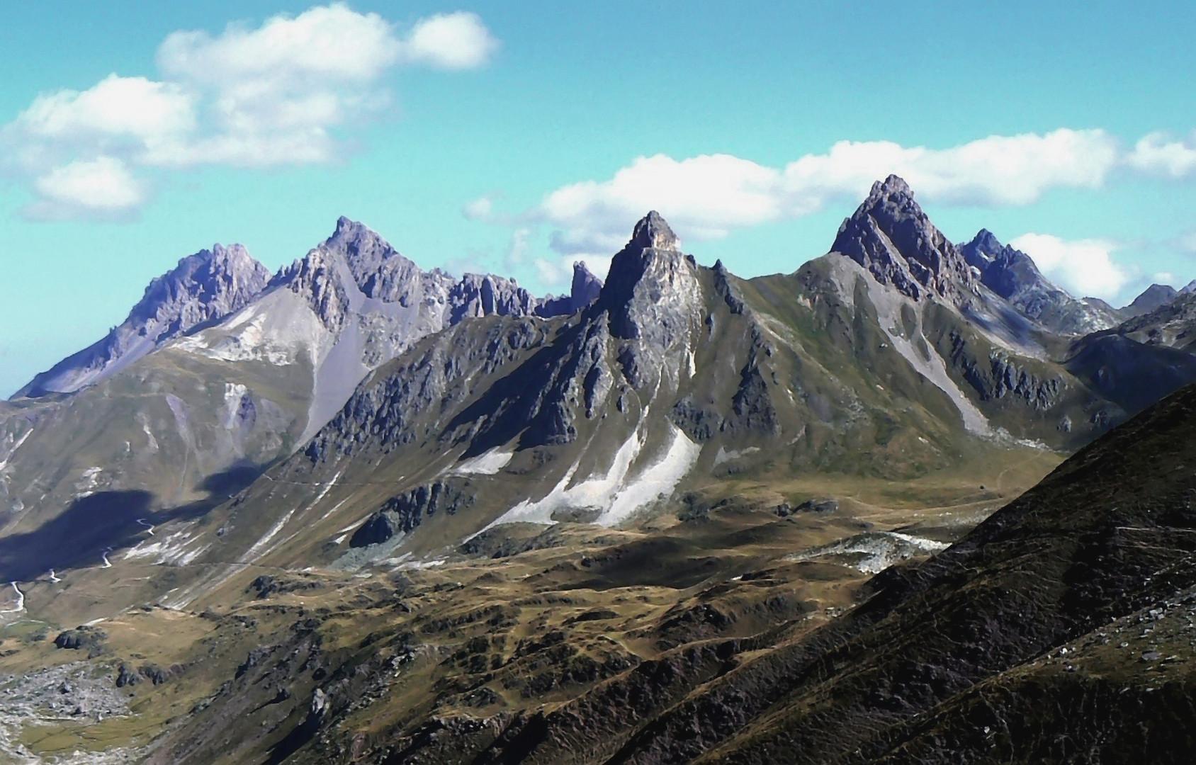 Les Cerces coté Savoie