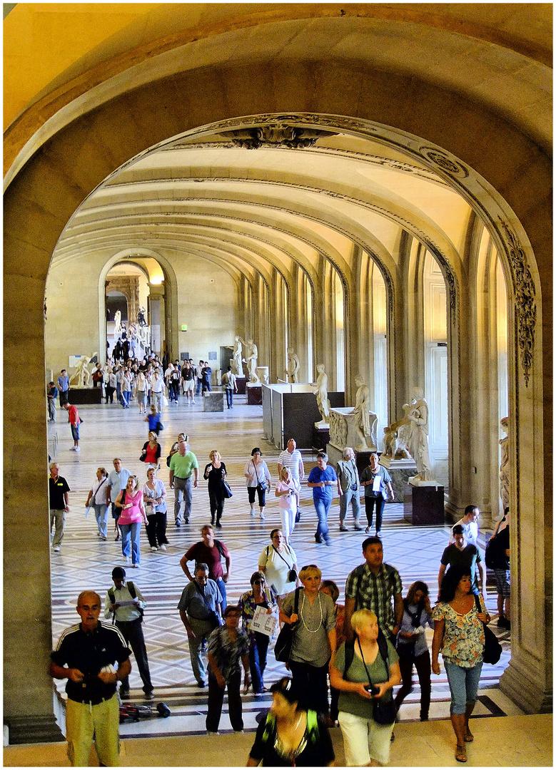 Les cohortes du Louvre
