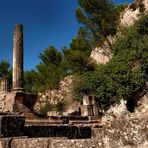 Les colonnes du temple...