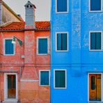 Les couleurs de Burano...